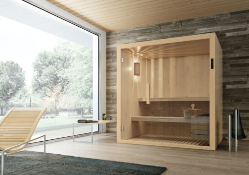 Sauna Kyra Garbi Open Day