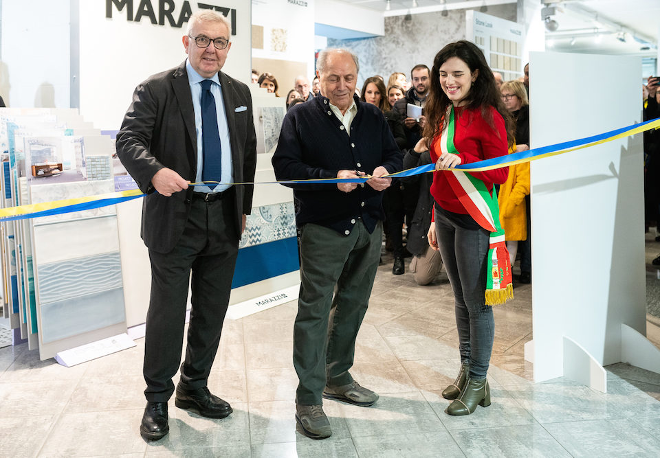 Garbi inaugurazione Showroom