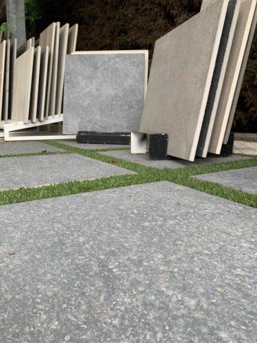 Pavimenti per esterno: gres e pietra
